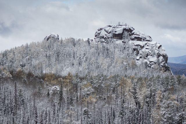 Заповедник «Столбы» получит статус национального парка в декабре.