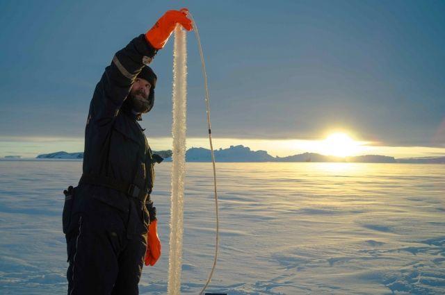 «Историю антарктических исследований» покажут в Музее Мирового океана