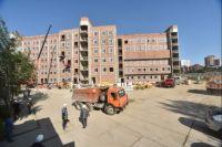 Строительство перинатального центра в Новосибирской области ведет местный подрядчик «Бердский строительный трест».