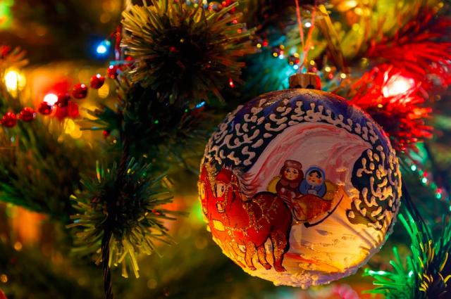 На новогоднюю елку в Салехарде потратили 14,7 млн рублей