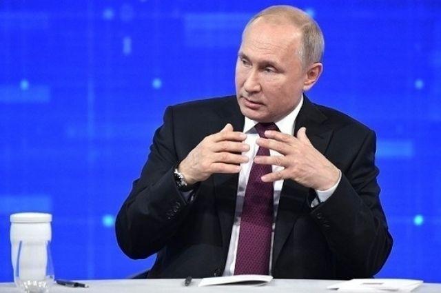Нормандская встреча: Путин планирует обсудить с Зеленским газовый контракт