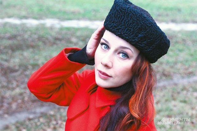 Котловка дарит хореографу Софье Гайдуковой комфорт ивозможность отдохнуть после рабочих будней.