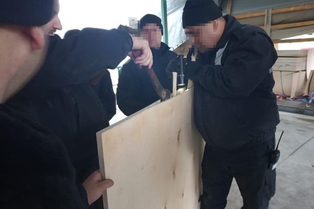 На границе со Словакией обнаружили грузовик с тяжелыми наркотиками