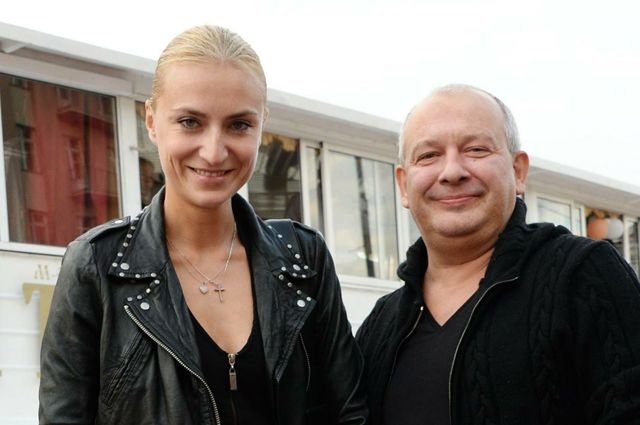 Ксения Бик и Дмитрий Марьянов.
