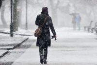 Зима в Украине: синоптики предупредили о снегопаде