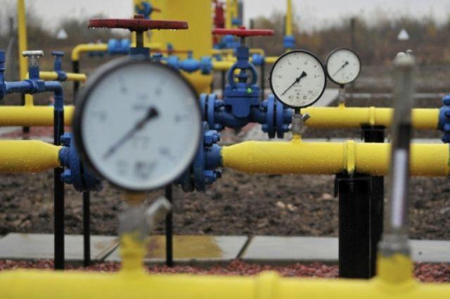 Газпром рассматривает возможность выплаты трех млрд долларов Украине газом