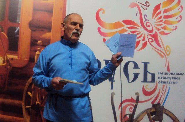 Николай Коломыц рассказал о традициях казаков
