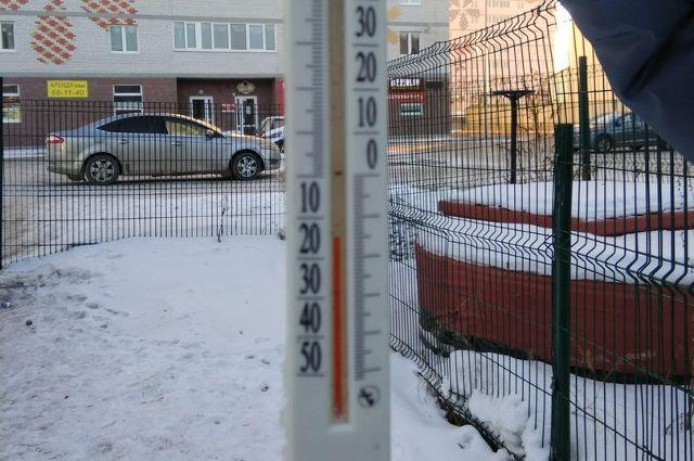 Тюменцев предупредили о последствиях холода