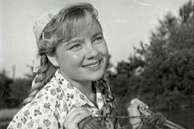 Нина Дорошина, «Артист из Кохановки» (1961).