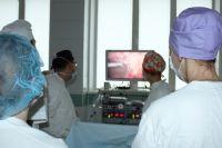 Операцию провели на базе ФМБА России.