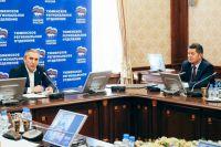 Александр Моор ответил на вопросы жителей муниципалитетов