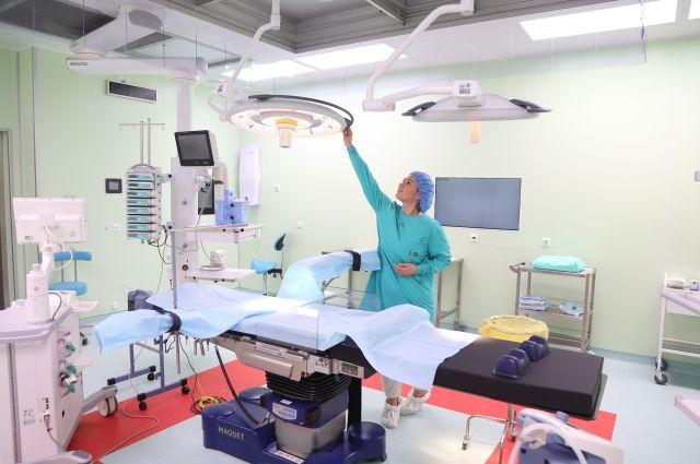 Приём пациентов начнётся с 3 декабря.