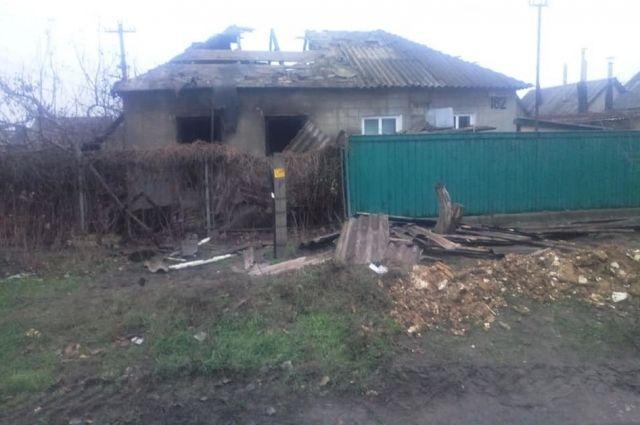 В В Запорожье пожар унес жизни десятилетней девочки и ее бабушки