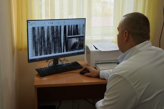 В детской поликлинике Ноябрьска появился электроэнцефалограф