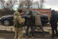 На границе с Венгрией задержали иностранца с крупной партией наркотиков