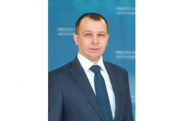 Назначен замдиректора департамента строительства и жилищной политики ЯНАО