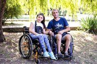 Валерий Ляшенко из Краснодара со своей девушкой Ксенией.
