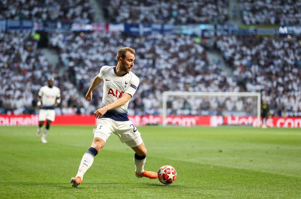 Кристиан Эриксен. Главная звезда датского футбола выступает за лондонский «Тоттенхэм». За сборную выступает с 2010-го года, провел 94 матча, забил 31 гол.
