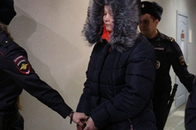 В Екатеринбурге арестована лидер секты «Ученики Иисуса Христа» Земфира Гайнуллина.