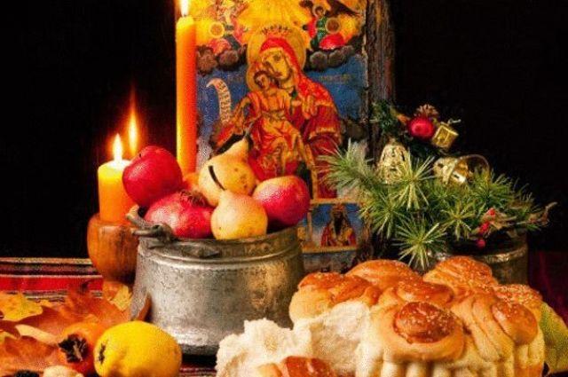 О еде и духовной пище. В чем особенность Рождественского поста