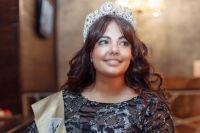 Регина Дубко из Казани выиграла федеральный конкурс красоты  среди моделей плюс сайз.