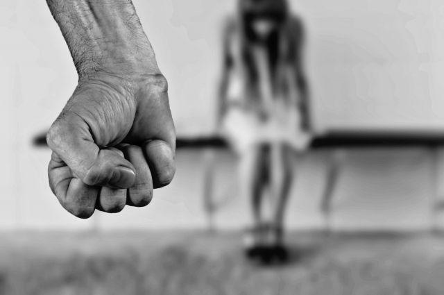 Мать выражалась при дочках нецензурной бранью, употребляла при них спиртное и жестоко обращалась с ними, причиняя физические и психические страдания.