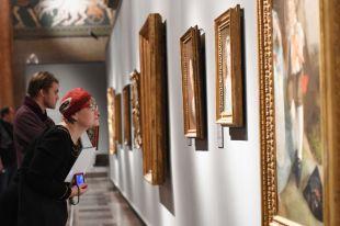 Редкие картины. В музее имени Пушкина открылась уникальная выставка
