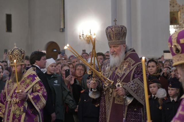 В Калининградскую область приедет Святейший Патриарх Кирилл