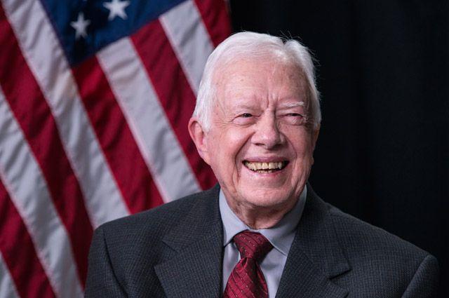 Бывшего президента США Джимми Картера вновь госпитализировали