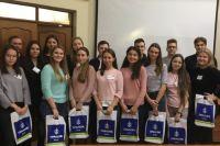 В ходе мероприятия участники получили практические рекомендации бизнес-тренеров Банка УРАЛСИБ по финансовым вопросам.