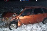 На трассе Бугульма–Уральск в ДТП погиб молодой бугурусланец.