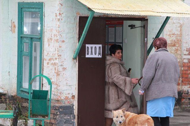 Больница вНовочеркасске закрылась из-за ухода врачей.