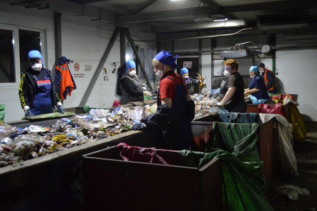 Первый в области мусороперерабатывающий завод построят в Оренбурге.