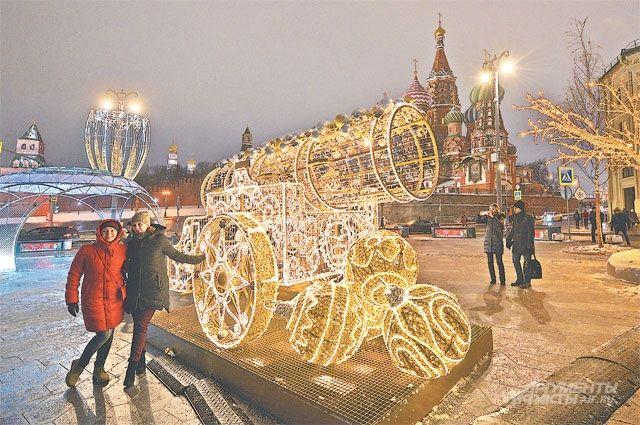 Фестиваль «Путешествие в Рождество» пройдёт с 13 декабря по 12 января.