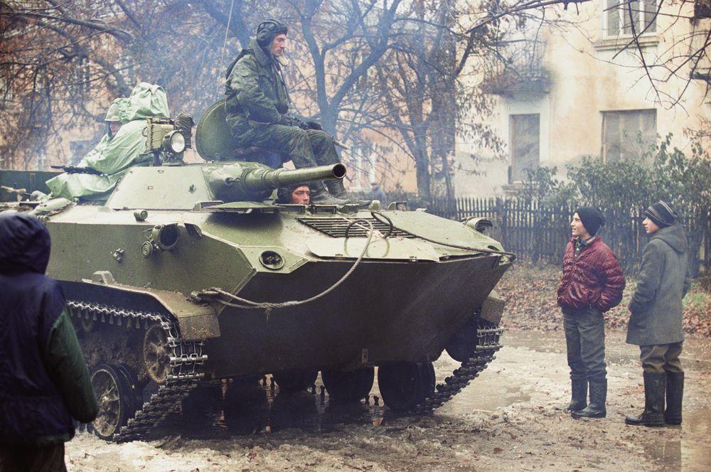 23 января 2001 года президент Путин принял решение о частичном выводе российских войск из республики.