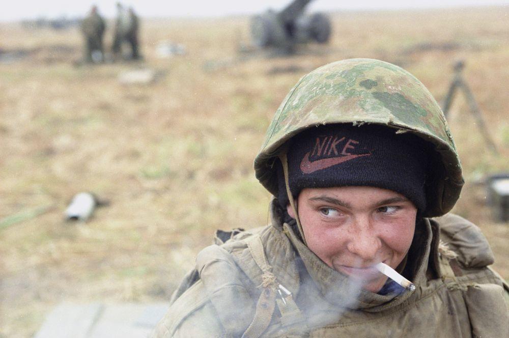 К концу марта 2000 года активная фаза боевых действий завершилась и боевики перешли к тактике партизанской войны.