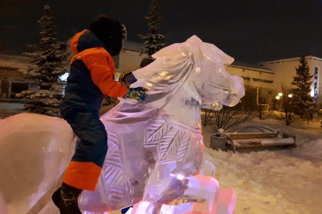 На Цветном бульваре появится ледовый городок по мотивам сказки Петра Ершова