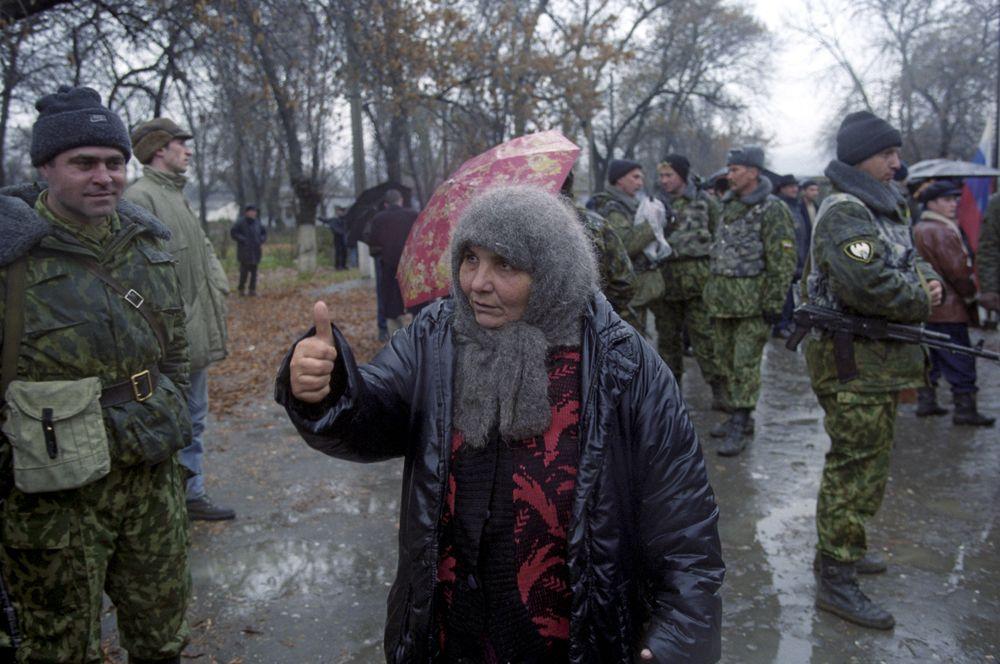 20 апреля 2000 года первый замначальника Генштаба России Валерий Манилов заявил, что широкомасштабные боевые действия в Чечне закончились.