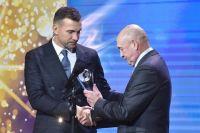 «Футбольные звезды Украины»-2019: результаты церемонии награждения