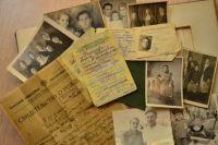По семейным архивам изучают прошлое страны.
