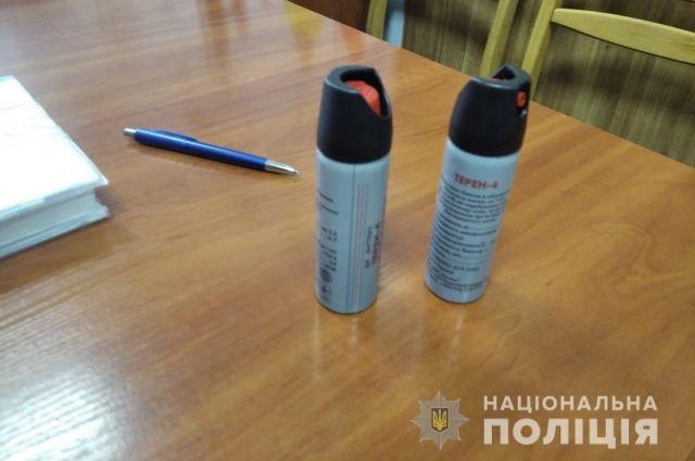 В Киевской области распылили газ в школе: пострадали 15 детей