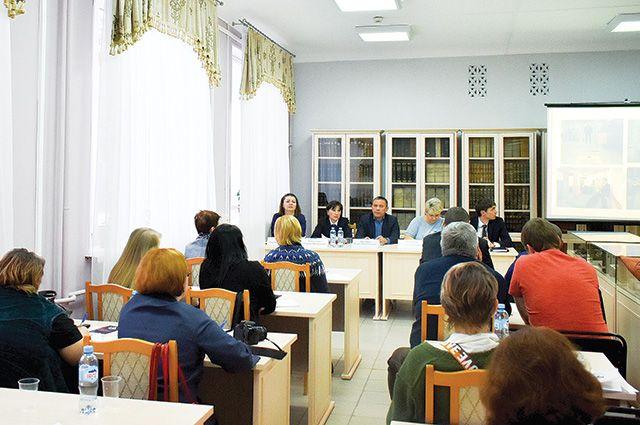 Участники семинара получили ответы на все вопросы.