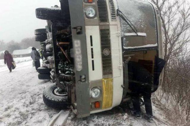В России в ДТП пострадало восемь украинцев