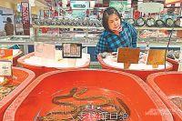 В Китае едят всё – и змей, и мороженое из России.