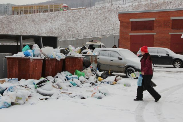От мусорной реформы ждут порядка в своевременной и качественной уборке.