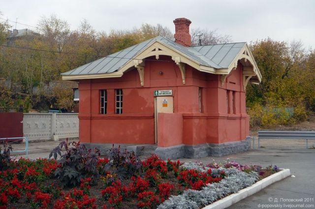 По праздникам в Новосибирске устанавливают дополнительные биотуалеты.