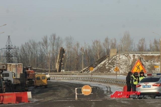 В Оренбурге 11 из 14 мостов небезопасны.