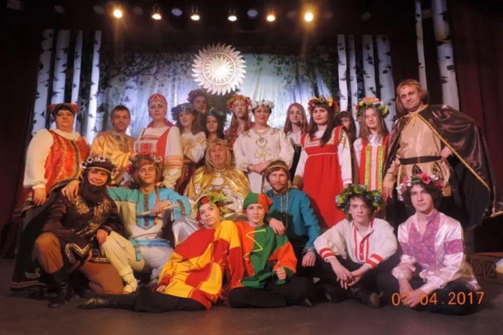 Нижнеудинский театр «Экспромт»