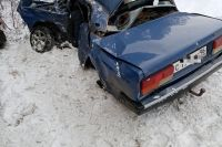 В ДТП на трассе Екатеринбург – Тюмень погибли супруги-пенсионеры