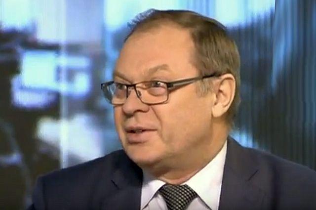 Евгений Куликов, генеральный секретарь Союза профсоюзов России.